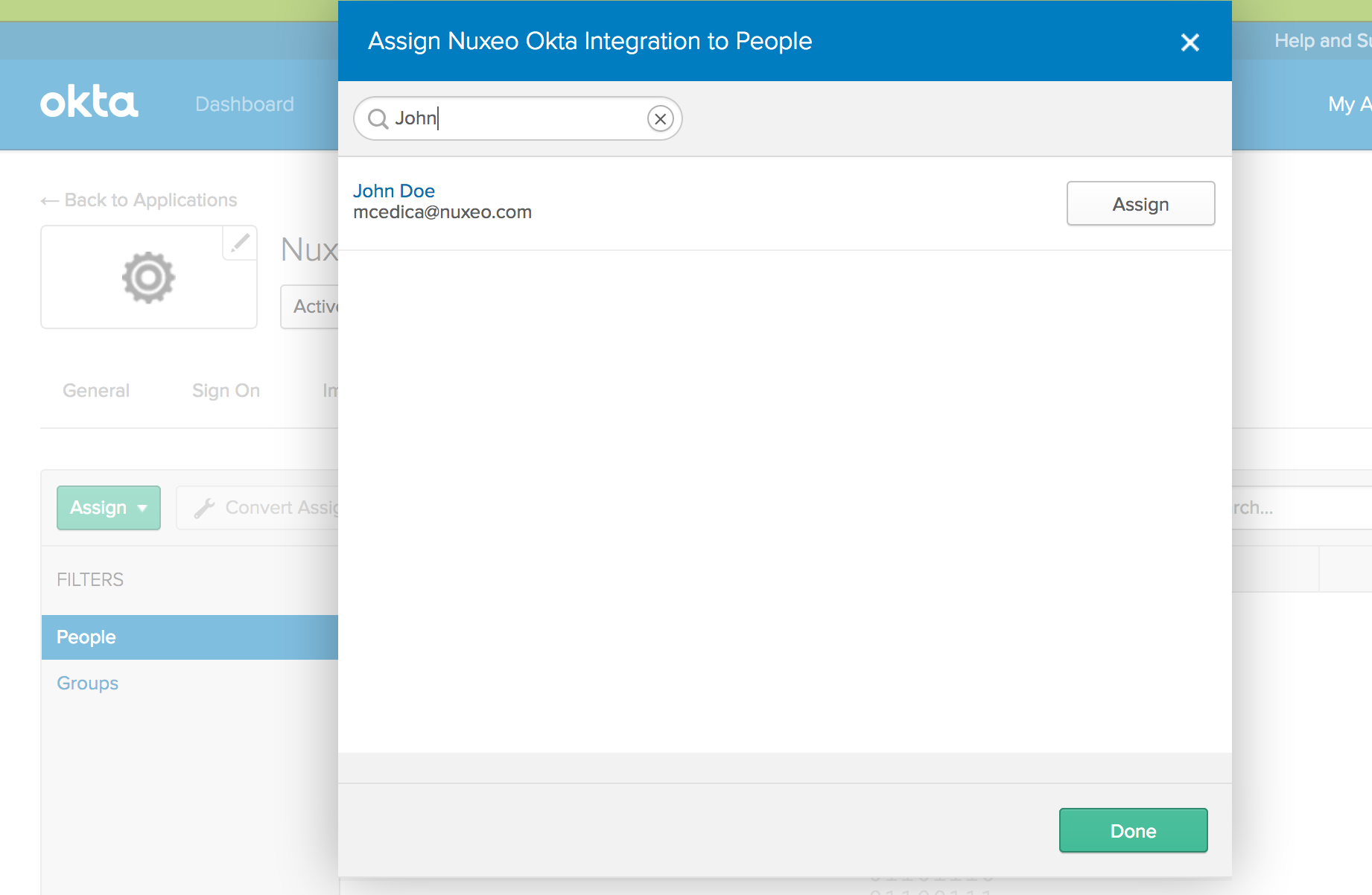Identity Management in Nuxeo with Okta | Nuxeo