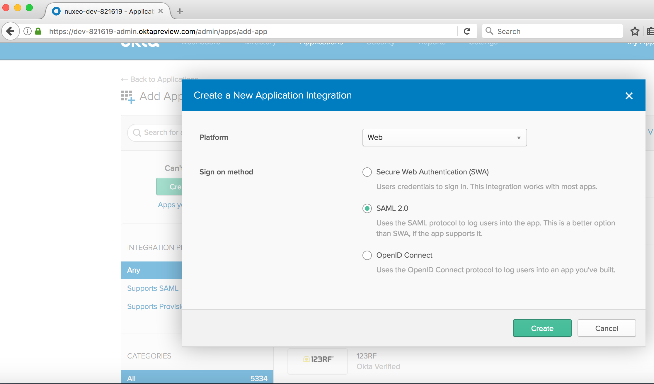 Identity Management in Nuxeo with Okta   Nuxeo