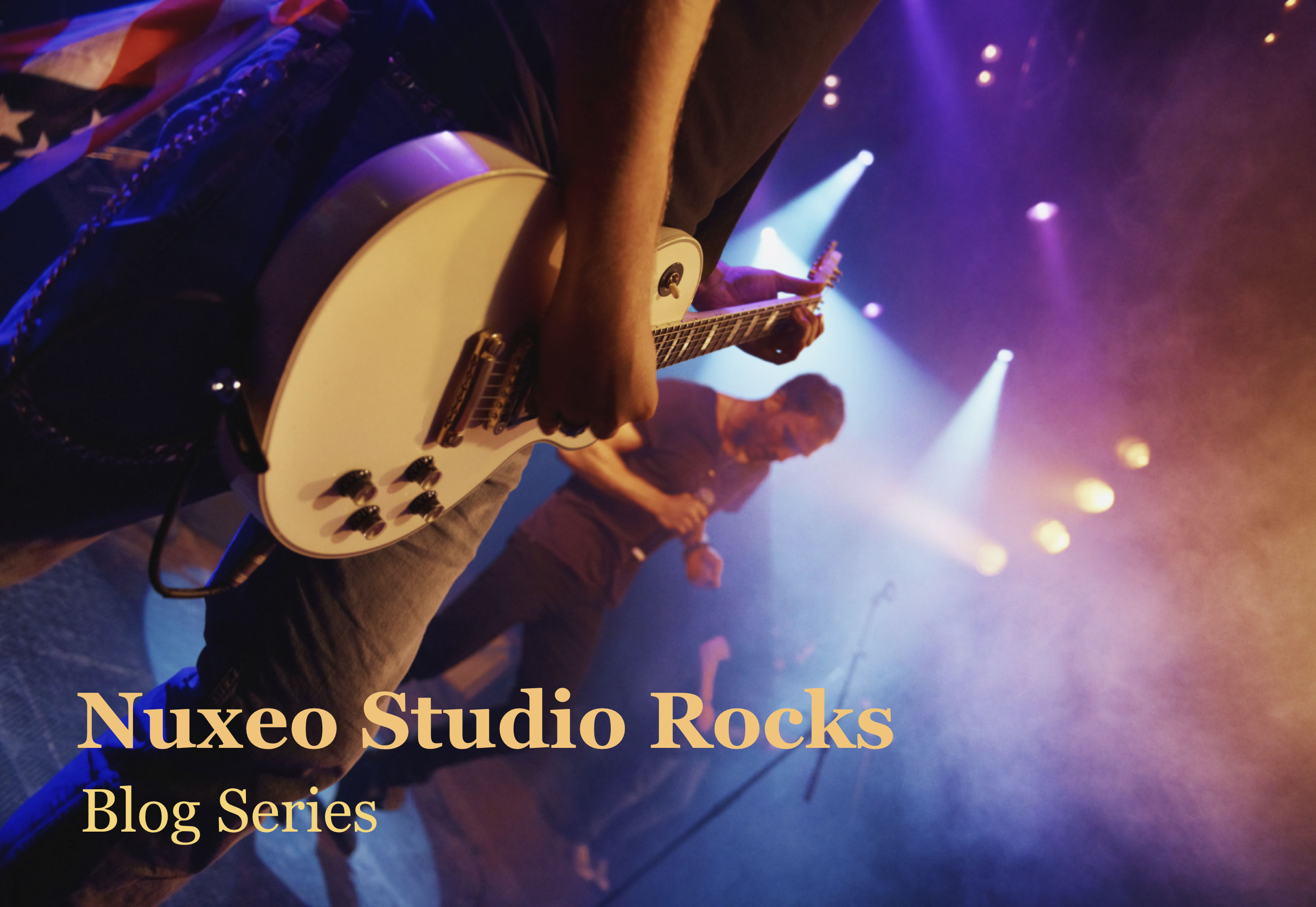 Nuxeo Studio Rocks! Find, Order and Synchronize a Set of Images