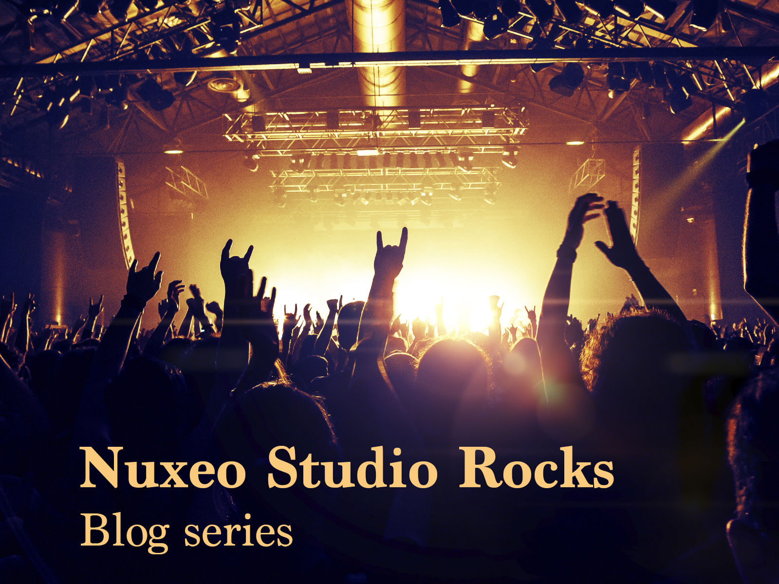 Nuxeo Studio Rocks! Route Your Workflow Based on Document Metadata