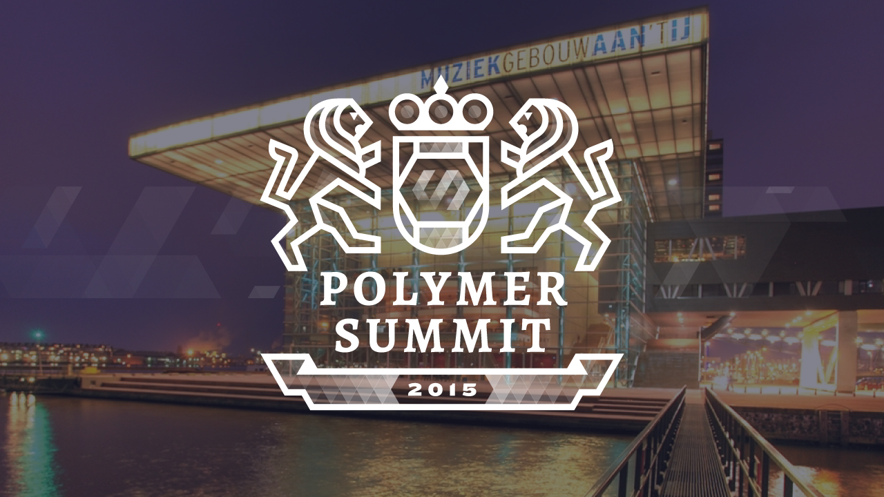 Nuxeo @ Polymer Summit 2015: Exciting New Nuxeo User Experiences Ahead
