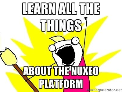 Learn the Nuxeo Platform on Demand - Introducing Nuxeo University