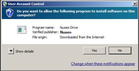 How to Sign an Application for Windows and OS X | Nuxeo