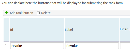 Revoke Button