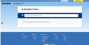 EasyShare Download Page