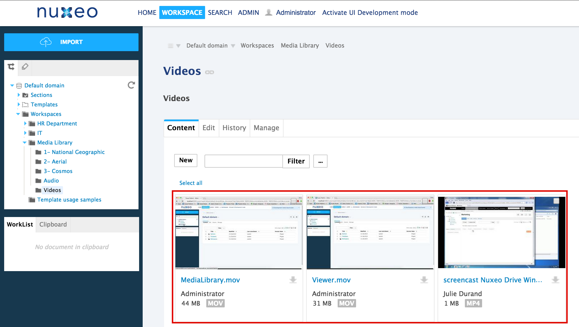 Publish Videos Stored in Nuxeo to YouTube or Wistia in Just