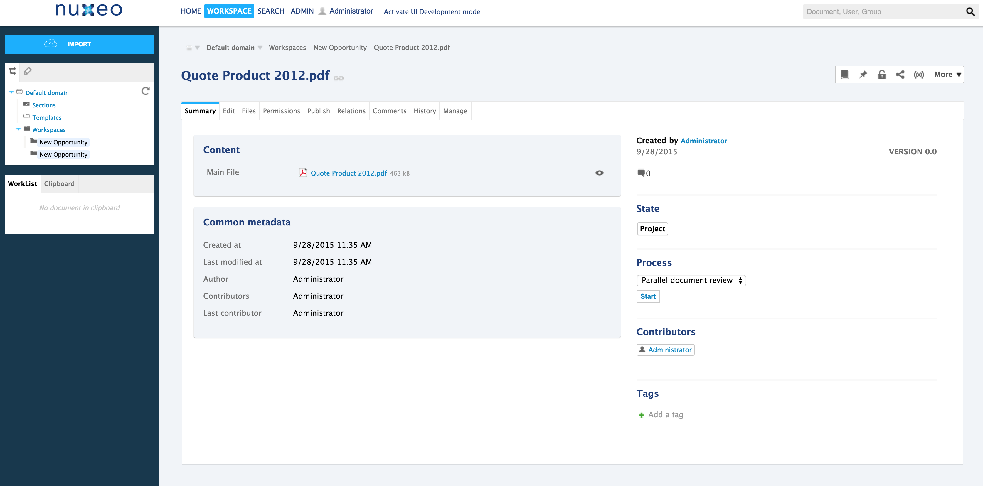 Salesforce: Salesforce And Nuxeo: Even Better Together